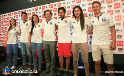 Jugadora paraguaya presenta atuendos