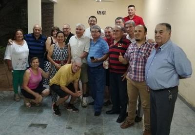 Exfuncionarios de Radio Concepción recuerdan aniversario