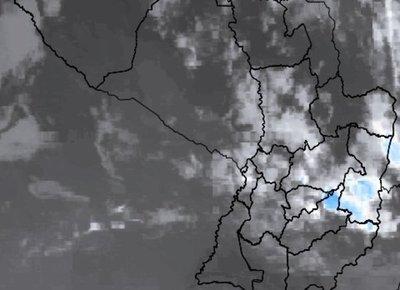 Meteorología emite alerta para 5 departamentos