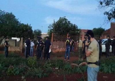 Tras asalto mataron a joven en Guahory