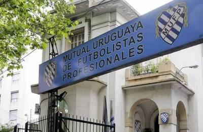 Intervienen la Mutual de futbolistas uruguayos