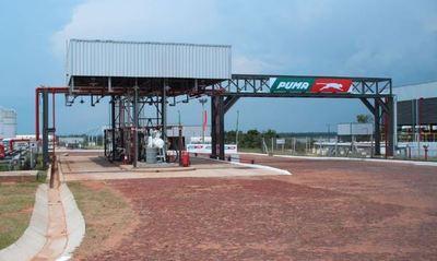 Puma Energy inauguró moderna planta de abastecimiento