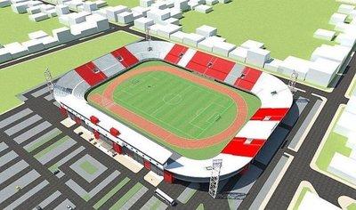 El 3 de Febrero proyecta tener el estadio más grande de Paraguay