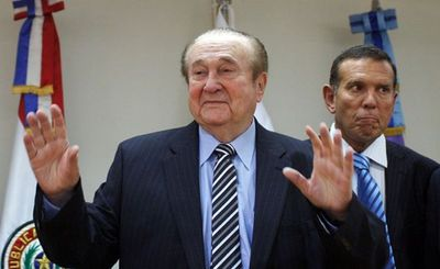 FIFAgate: aparecen nuevas figuras penales para extraditar a Nicolás Leoz
