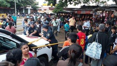 Mujer fallece en terminal de Villarrica