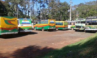 Anuncio de llamado a licitación para mejorar servicio de transporte quedó en la nada