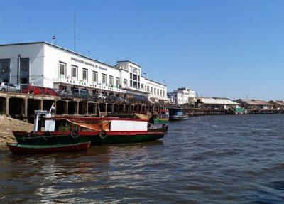 Tres empresas interesadas en restaurar el Puerto de Asunción