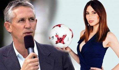 Lineker presentará el sorteo del Mundial en el Kremlin