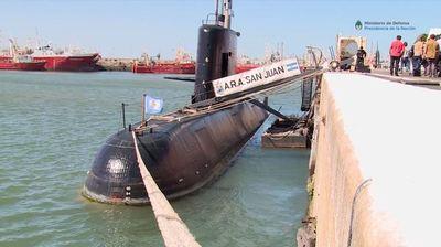 No logran contacto con submarino desaparecido