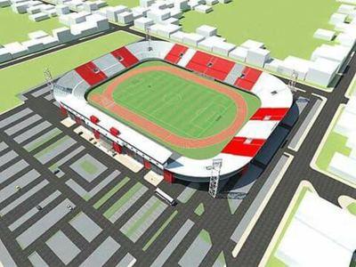 """El """"3"""" puede tener el estadio más grande del Paraguay"""