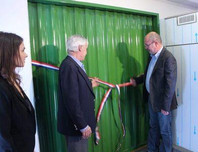 NGO SAECA inauguró centro de distribución en el Este