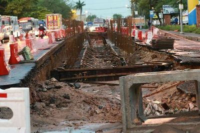 Metrobús: después de la fiestas inician obras zona Zavalas Cué