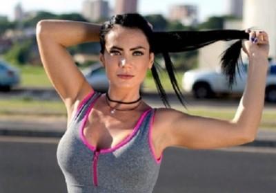 "Pamela Rodríguez se suma a las ""modelos fitness de exportación"""