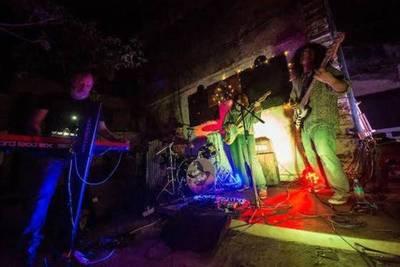 Música Okápe este viernes en el Salazar
