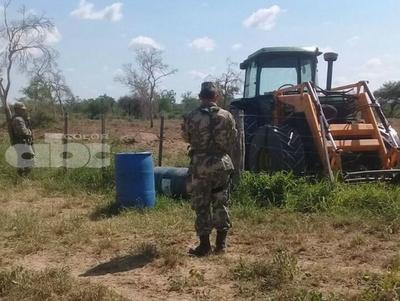 ¿Grupos armados en el Chaco?
