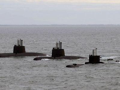 Intensifican búsqueda de submarino argentino perdido
