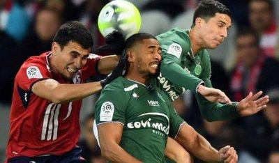El Lille de Alonso gana al Saint-Etienne