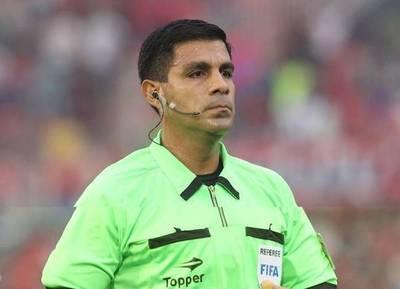 Arbitraje paraguayo en el Mundial de Rusia