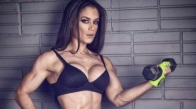 """Un Medio Extranjero Denominó A Fabi Martínez Como La """"chica Fitness Más Hot"""""""