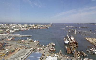 Pérdidas por buques varados en Uruguay ascienden a U$S 15 millones