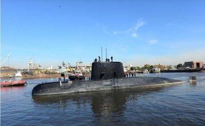 Sigue búsqueda de submarino desaparecido hace días