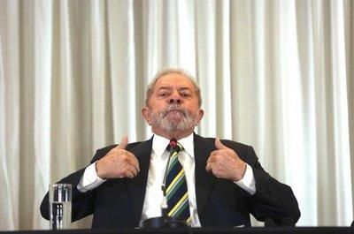 Lula, preparado para asumir como presidente en 2018