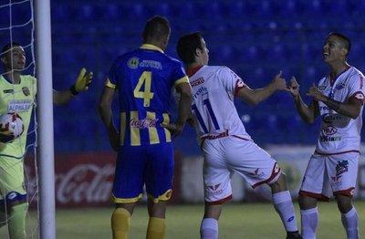 Alegría de primera y en la Sudamericana