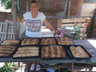 El pan kesu que sha conquistó a los curepas
