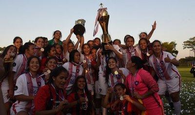 Cerro Porteño logró el título del Absoluto