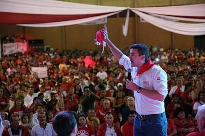 Itapúa, territorio HC: Santi desarrolló su gira por la zona