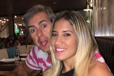Anahí Sánchez Saludo A Su Pareja Regis Marques Por El Día De Su Cumpleaños