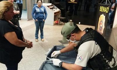 Un can antidroga frustra envío de cocaína a España