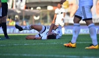 El informe médico sobre las lesiones de Walter y Mauro