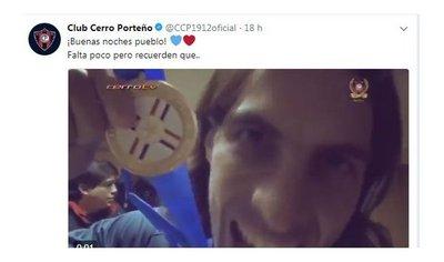 El particular recuerdo de Cerro: No se preparan los festejos...