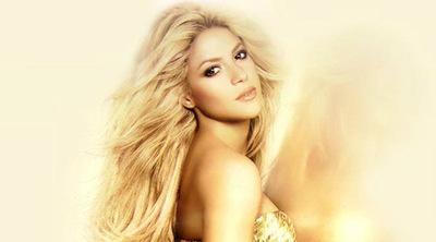"""Shakira se posiciona y su """"dorado"""" es número uno en 34 países"""