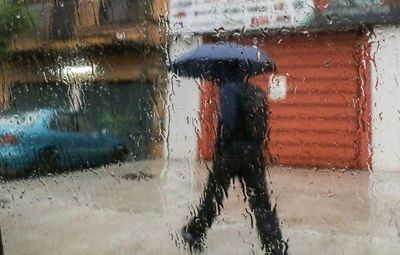 Meteorología emite alerta de tormentas para siete departamentos