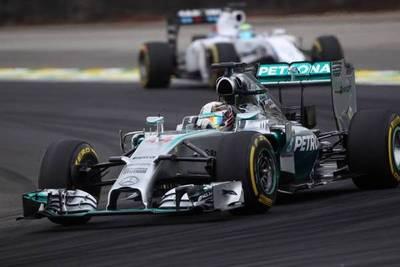 La Fórmula Uno llega al circuito de Abu Dabi