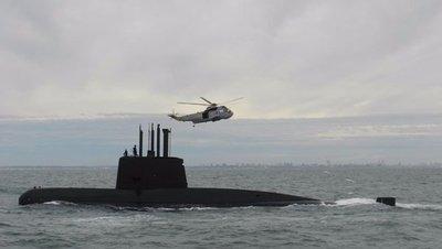 Señales detectadas ayer no son del submarino