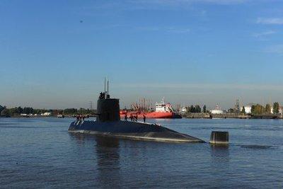 Submarino está en fase crítica de oxígeno