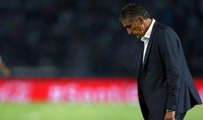 Arabia Saudí despide al DT argentino Edgardo Bauza