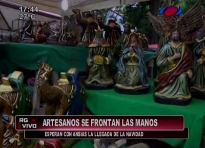 Pesebres ya esperan a sus dueños en Areguá