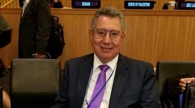 Cabello es nuevo representante de los países sin litoral