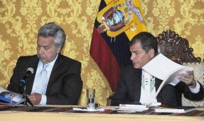 Convención de Alianza País va a expulsar al presidente de Ecuador