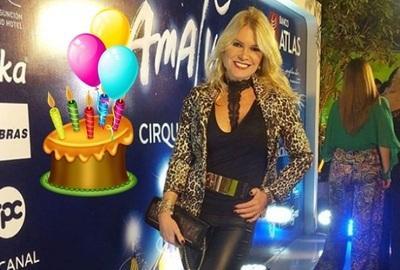 Alejandra Prayones Festejo El Cumpleaños De Sus Gemelos