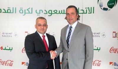 Arabia Saudita contrata a Juan Antonio Pizzi como técnico