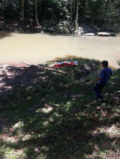 Menor muere ahogado durante paseo