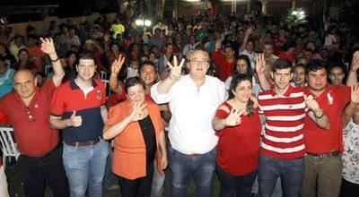 González Vaesken quiere librar de la dictadura al Alto Paraná