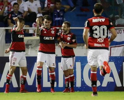 Flamengo será rival de Independiente