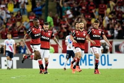 Flamengo se medirá a Independiente en la final de la Sudamericana