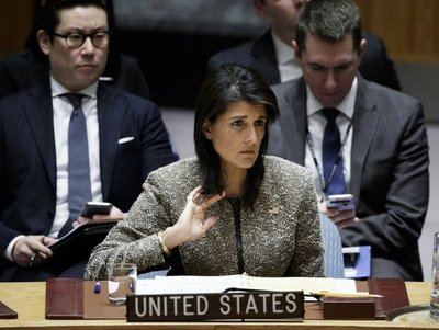 EE.UU. abandona el pacto de la ONU sobre protección de migrantes y refugiados